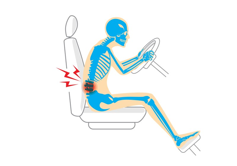 Does your car cause you back pain?